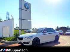 2018 BMW 2 Series 220D Sport Line Auto Kwazulu Natal