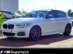 2018 BMW 1 Series M140i Edition M Sport Shadow 5-Door Auto F20 Kwazulu Natal Durban_3