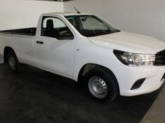 2018 Toyota Hilux 2.4 GD A/C Single Cab Bakkie Eastern Cape