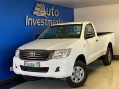 2012 Toyota Hilux 2.5 D-4d Srx R/b P/u S/c  Gauteng