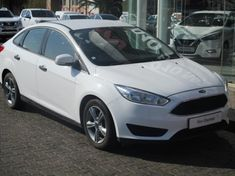 2017 Ford Focus 1.0 Ecoboost Ambiente Auto Gauteng