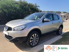 2014 Nissan Qashqai 2.0 Acenta Cvt  Western Cape