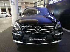 2016 Mercedes-Benz M-Class Ml 63 Amg  Gauteng Sandton_1