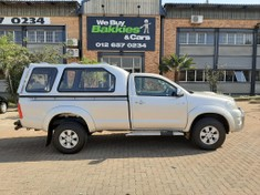 2010 Toyota Hilux 3.0 D-4d Raider Rb Pu Sc  Gauteng Centurion_2