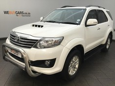 2011 Toyota Fortuner 2.5d-4d Rb  Gauteng