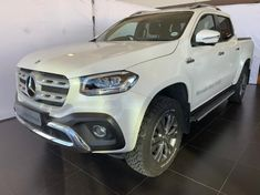 2019 Mercedes-Benz X-Class X350d 4Matic Power Western Cape
