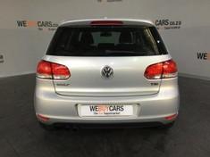 2010 Volkswagen Golf Vi 1.4 Tsi Comfortline  Western Cape Cape Town_1