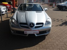 2009 Mercedes-Benz SLK-Class Slk 350 Sport At  Gauteng Centurion_0
