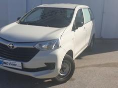 2017 Toyota Avanza 1.3 F/C P/V Eastern Cape