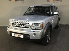2012 Land Rover Discovery 4 3.0 Tdv6 S  Western Cape