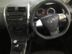 2012 Toyota Corolla 1.3 Professional  Western Cape Cape Town_2