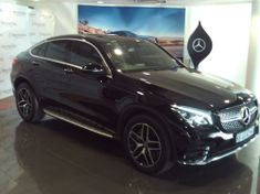 2018 Mercedes-Benz GLC COUPE 220d Gauteng Johannesburg_0