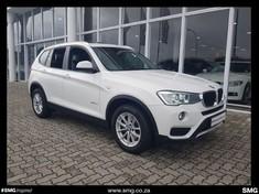2015 BMW X3 xDRIVE20d Auto Western Cape