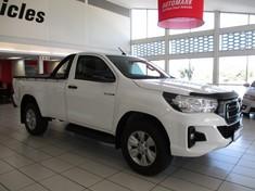 2019 Toyota Hilux 2.4 GD-6 RB SRX Single Cab Bakkie Kwazulu Natal Vryheid_0
