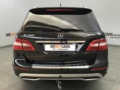 2012 Mercedes-Benz M-Class Ml 500 Be  Gauteng Johannesburg_1