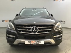2012 Mercedes-Benz M-Class Ml 500 Be  Gauteng Johannesburg_3