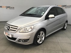 2008 Mercedes-Benz B-Class B 200 Turbo At  Gauteng Johannesburg_0