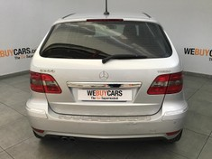 2008 Mercedes-Benz B-Class B 200 Turbo At  Gauteng Johannesburg_1