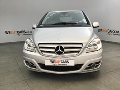 2008 Mercedes-Benz B-Class B 200 Turbo At  Gauteng Johannesburg_3