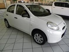 2011 Nissan Micra 1.2 Visia 5dr d82  Gauteng Springs_2