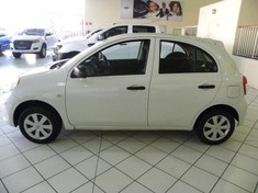 2011 Nissan Micra 1.2 Visia 5dr d82  Gauteng Springs_3