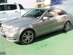 2013 Mercedes-Benz C-Class C250 Be Elegance A/t  Western Cape