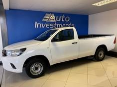 2017 Toyota Hilux 2.4 GD Single Cab Bakkie Gauteng Vanderbijlpark_1