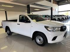 2017 Toyota Hilux 2.4 GD Single Cab Bakkie Gauteng Vanderbijlpark_4