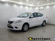 2014 Nissan Almera 1.5 Acenta Kwazulu Natal