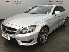 2012 Mercedes-Benz CLS-Class Cls 63 Amg  Gauteng