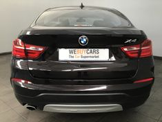 2015 BMW X4 xDRIVE20i xLINE Gauteng Centurion_1