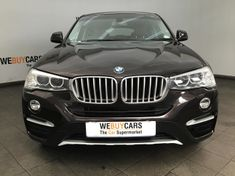 2015 BMW X4 xDRIVE20i xLINE Gauteng Centurion_3