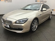 2012 BMW 6 Series 650i Coupe A/t (f13)  Gauteng