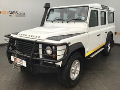 2013 Land Rover Defender 110   2.2d Sw  Gauteng Centurion_0