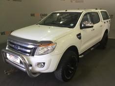 2015 Ford Ranger 3.2TDCi XLT 4X4 Double Cab Bakkie Gauteng