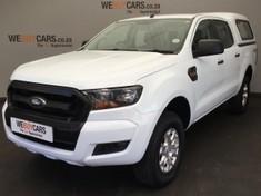 2016 Ford Ranger 2.2TDCi XL 4X4 Double Cab Bakkie Gauteng