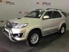 2012 Toyota Fortuner 3.0d-4d R/b A/t  Gauteng