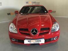 2011 Mercedes-Benz SLK-Class Slk 200 Kompressor At  Kwazulu Natal Durban_3
