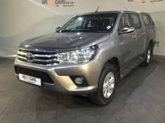 2017 Toyota Hilux 2.8 GD-6 RB Raider Double Cab Bakkie Western Cape