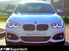 2017 BMW 1 Series 118i M Sport 5-Door Auto Kwazulu Natal Durban_2