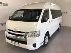 2018 Toyota Quantum 2.5 D-4d 14 Seat  Gauteng Centurion_0