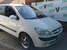 2006 Hyundai Getz 1.6 A/c  Gauteng