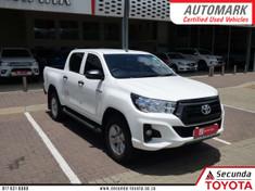 2019 Toyota Hilux 2.4 GD-6 RB SRX Double Cab Bakkie Mpumalanga