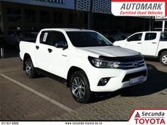 2018 Toyota Hilux 2.8 GD-6 Raider 4X4 Double Cab Bakkie Auto Mpumalanga
