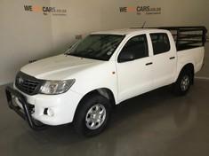 2013 Toyota Hilux 2.5d-4d Srx 4x4 P/u D/c  Gauteng