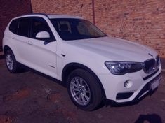 2014 BMW X3 xDRIVE20d Auto Limpopo