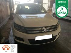 2013 Volkswagen Tiguan 1.4 Tsi B/mot Tren-fun Dsg (110kw)  Western Cape