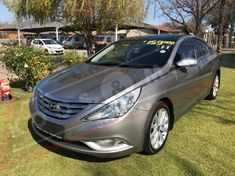 2011 Hyundai Sonata 2.4 Gls A/t  Gauteng