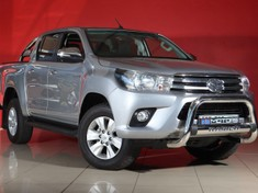 2017 Toyota Hilux 2.8 GD-6 RB Auto Raider Double Cab Bakkie North West Province