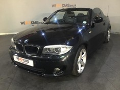 2011 BMW 1 Series 120i Convertible  Western Cape